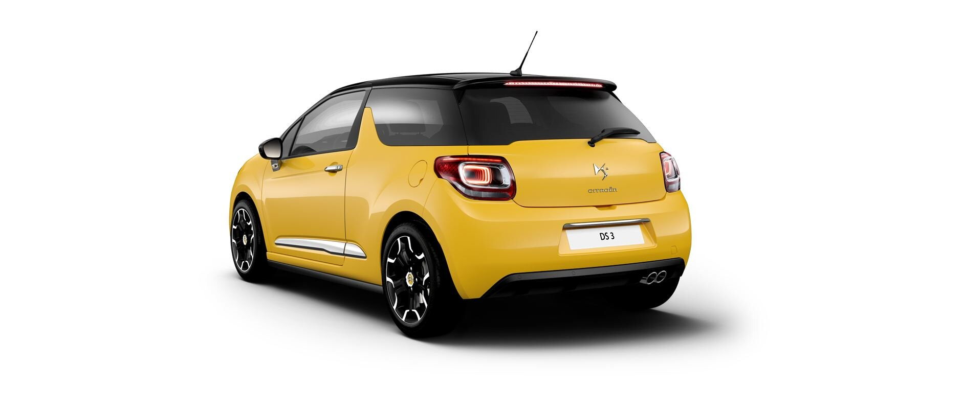 DS 3 - Sport Yellow