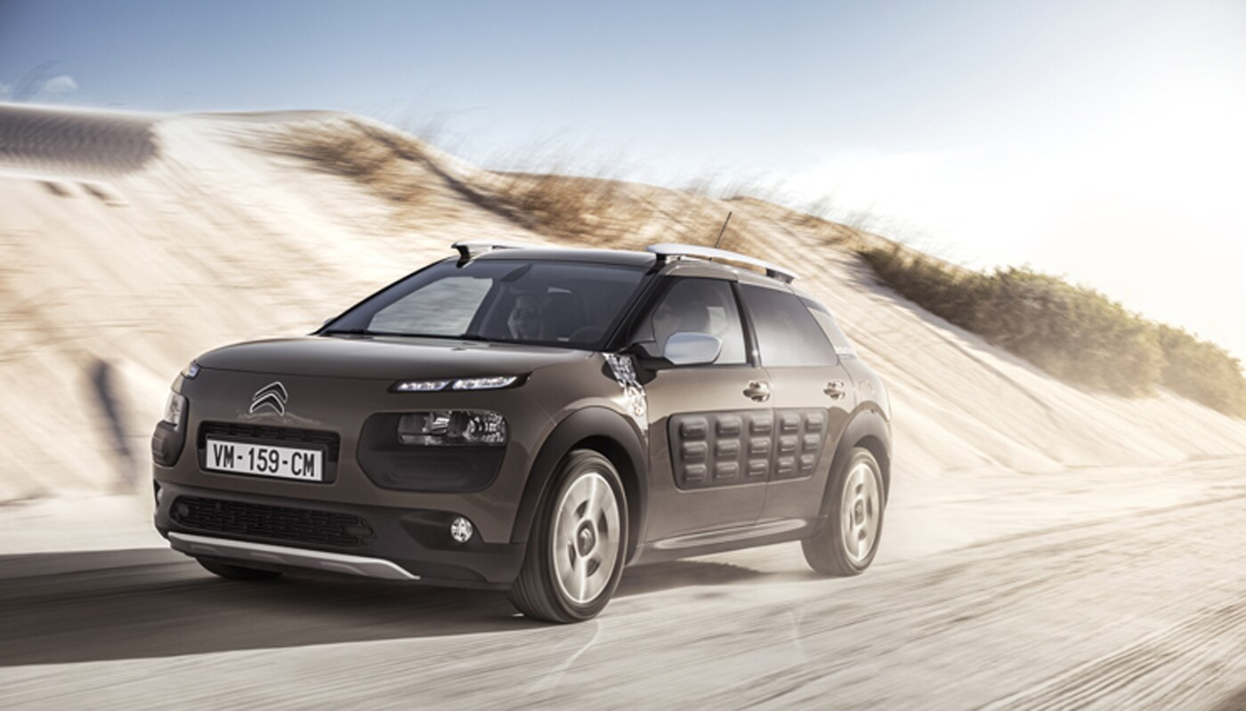 Citroen C4 Cactus >> Citroen C4 Cactus Rip Curl The All Outdoor Version