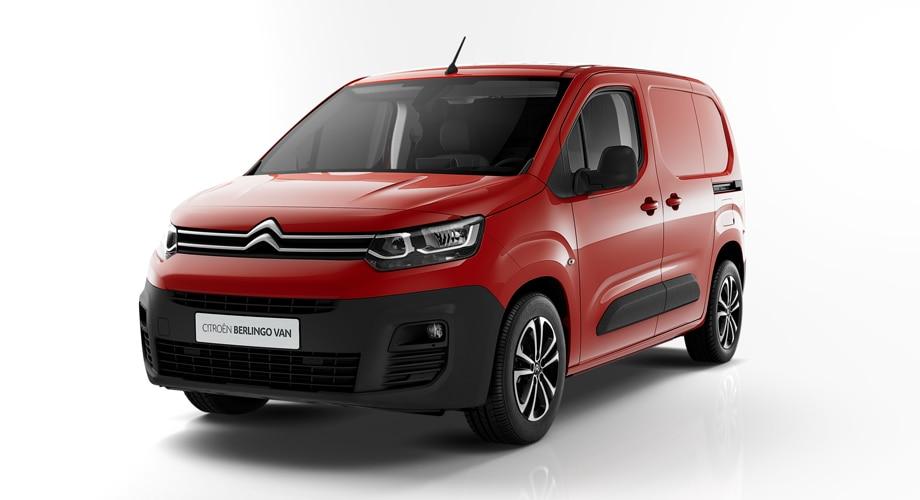 Discover New Citroën Berlingo Van