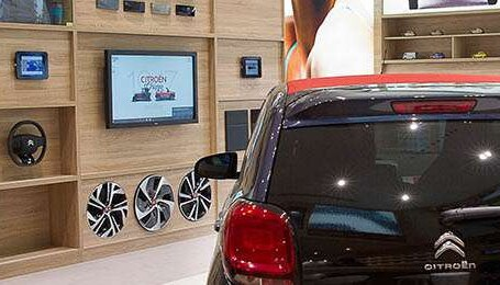 Maison Citroën Black C1